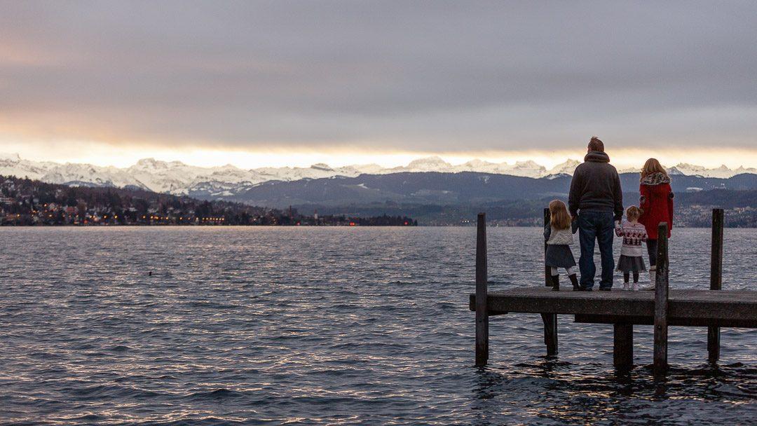 Lifestylefotograf Zürich – ein Familienshooting am Zürisee