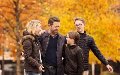 Die besten Spots für Familienfotos in Zürich