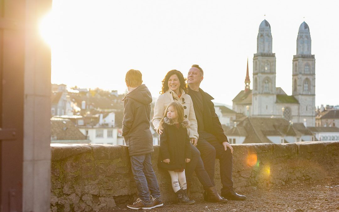 A Family says Good Bye | Zurich Expat Photographer