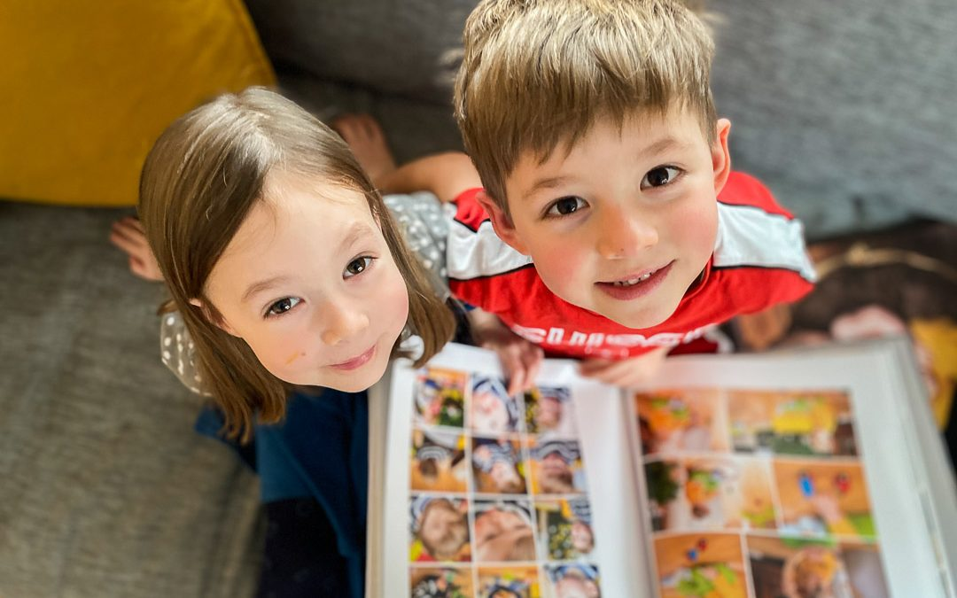 How you can achieve amazing images of your kids with your phone at home