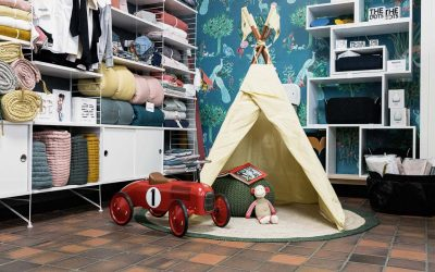 Caspar – a beautiful store selling kids' furniture in the heart of Zurich